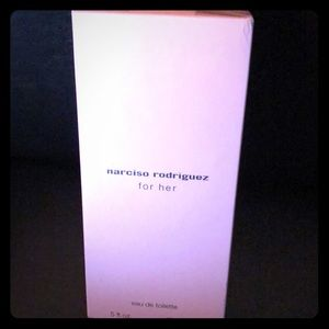 🆕 Narcisco Rodriguez for HER Eau De Toilette 5 fl